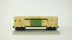 Lionel O Scale RARE U.S. Army Missile Launch Sounds Car w/ TMMC 6-26877 NEW