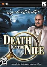 Agatha Christie: Death On The Nile - PC Dreamcatcher Interactive Video Game