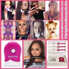 GENUINE BRIGHT SMILES AUSTRALIA Pink Teeth Whitening Kit Don't Buy a FAKE DIY