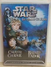 Star Wars - L'aventure des Ewoks : La caravane du courage/La bataille pour Endor