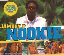 JAMESY P - Nookie (UK 7 Track Enhanced CD Single)