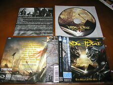 Winds of Plague / The Great Stone War JAPAN+4 As I Lay Dying B7