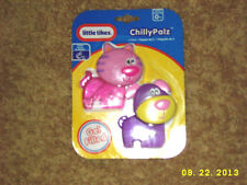 LITTLE TIKES 2 PC CAT AND DOG BABY TEETHERS pink & purple for girls or boys MOC