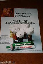 AL11=1972=PALMOLIVE CREMA DA BARBA=PUBBLICITA'=ADVERTISING=WERBUNG=