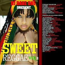 DJ DANE ONE SWEET  REGGAE & LOVERS ROCK MIX  CD PART 3