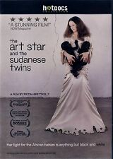 NEW DVD // THE ART STAR AND THE SUDANESE TWINS  //  Vanessa Beecroft / HOT DOCS