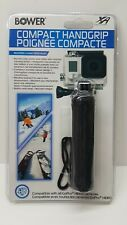 Bower Compact Handgrip Selfie Stick Compatible With GoPro Action Cams