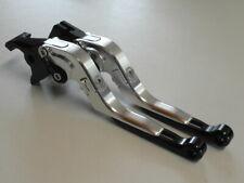 Yamaha V - Max MT01 Brake Lever Clutch Lever Set Silver