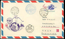 Czech Republic Cover Stamps