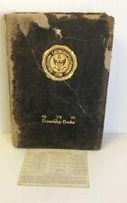 1920 Ye Domesday Book GEORGETOWN UNIVERSITY