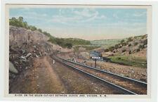 WB Belen Cut-Off Between Clovis & Vaughn NM 1920s New Mexico