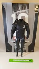 Hot Toys MMS488 Captian America 1/6 Figure's body with shirt & shoulder strap