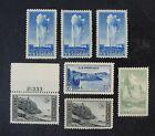 CKStamps%3A+US+Stamps+Collection+Scott%23744-747+Mint+NH+OG