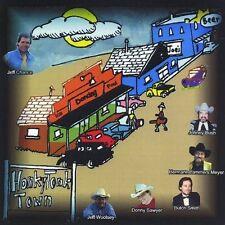 CD de musique country Honky-Tonk