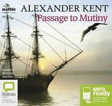 Passage To Mutiny by Alexander Kent (CD-Extra, 2016)