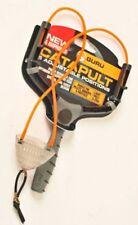 GURU LIGHT CATAPULT OR SPARE ELASTICS OR SPARE POUCH FULL RANGE MATCH FISHING