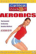 Caribbean Workout - Aerobics w/ Shelly McDonald (DVD, 2006) BRAND NEW SEALED