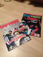 Vintage Rap Pages Hip Hop Magazine A Tribe Called Quest
