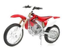 Motos et quads miniatures rouge Maisto pour Honda
