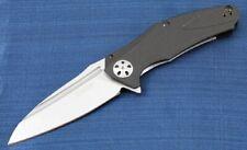 Couteau Kershaw Natrix A/O Lame Acier 8Cr13MoV Manche Black G-10 KS7007X