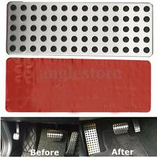 Car Non Slip Foot Rest Plate No Drill Footrest Pedal Cover For Mercedes Benz US
