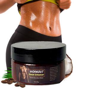 Slimming Cream Anti-cellulite Fat Burner Fast Weight Loss Body Shape uk