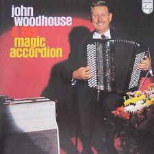 JOHN WOODHOUSE AND HIS MAGIC ACCORDEON - CD