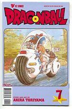 Dragon Ball Part 1 7 Viz 1999 NM 2nd Print Akira Toriyama Manga Anime Dragonball