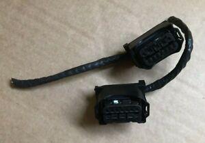 R55 R56 R57 Mini Cooper S Clubman & Convertible Xenon Headlight Plugs Connectors