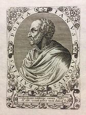 Jean-Antoine de Baïf (1532-1589) Pléiade Poète du XVIe siècle