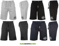 Lonsdale Mens Boxing Fleece Gym Shorts Size S M L XL 2XL 3XL 4XL Sports Casual
