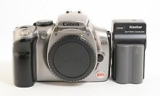 Canon EOS 6.3 MP Digital Rebel SLR Camera Body Only 300D; BL 412204
