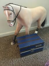 American Girl 18 Doll of the Year Nicki's Horse Jackson