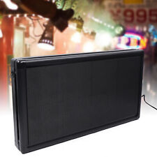 P5 12x 25 inch Full Color Led Sign Programmable Scrolling Message Display Banner