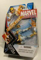"Marvel Universe IRON FIST White Costume 3.75"" Action Figure Series 4 #006 NEW"