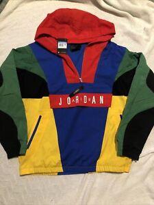 Nike Air Jordan Woven Jacket Jordan Sport DNA Size Medium CD5728-480