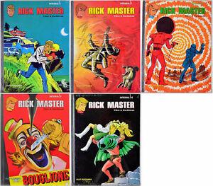 Rick Master Integral 1-10 - NEU OVP - zur Auswahl - Kult Editionen