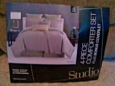 Quilt Comforter Bedspread 5pcSet Gray Queen 88x92 Bedskirt, 2 Shams, Coverlet Op