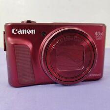 Canon Sx720Hs Digital Point and Shoot Camera 20.3 Mp Mega Pixels Red