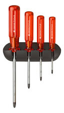 PB Swiss Tools PB 242 Screwdriver Set Phillips Wall Rack Classic Handle