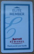 Electronic Key Card from Marriott Hotel, Vietnam (A88)