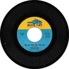 THE AD LIBS  - THE BOY FROM NEW YORK CITY - BLUE CAT - VG+ / VG++ CONDITION