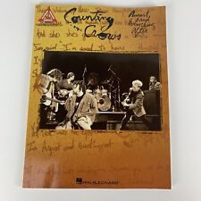 Counting Crows August and Everything After Guitar Tab Book Hal Leonard