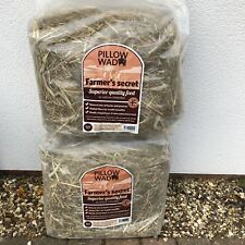 2 x MIXED Timothy Hay Alfalfa Herbs Meadow Hay Grasses High Fibre HEALTH BOOSTER