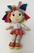 Everythings Rosie Soft Plush Toy CBeebies Colourful Girl