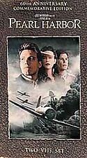 Pearl Harbor (VHS, 2001, Widescreen 60th Anniversary Commemorative Edition)