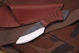 Mittelalter  Wikinger Messer Gürtel Messer  handgeschmiedet  4287