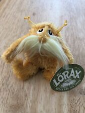 The Lorax Speak For The Trees Finger Puppet