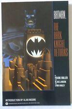 Batman The Dark Knight Returns 1986 Books 1-4 (4th Print) DC Comics