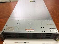 HPE StoreEasy 1640 48TB SAS Storage (EW780A) NAS Server 12 x 4TB SAS Windows 12